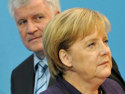 Funkstille zwischen Seehofer und Merkel?