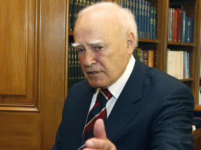 Staatspr�sident Papoulias
