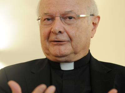 «Wir haben keine Zeit damit zu verlieren»: Der Freiburger Erzbischof und Vorsitzende der Deutschen Bischofskonferenz, Robert Zollitsch. Foto: Patrick Seeger/Archiv