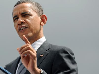 «Ich glaube, die USA haben eine moralische Verpflichtung, etwas gegen den Hunger zu tun»: US-Präsident Barack Obama. Foto: Michael Reynolds/Archiv