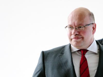 Peter Altmaier, erster Parlamentarischer Geschäftsführer der Unionsfraktion, wird Nachfolger von Röttgen. Foto: Hannibal