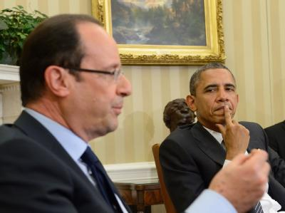 Hollande und Obama