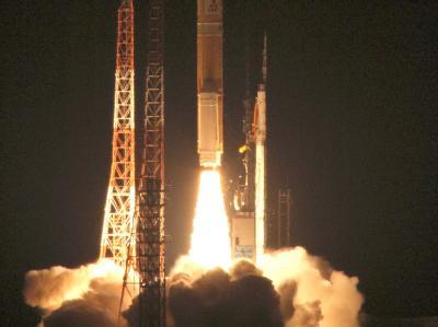 Japan schickt Satelliten ins All