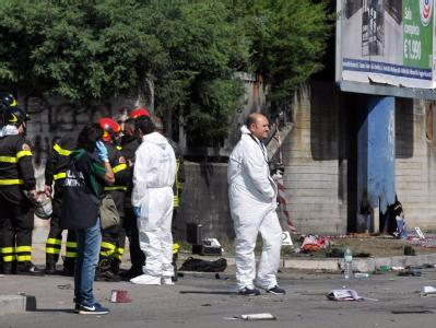 In diesen Tagen jährt sich der Mord am Ehepaar Falcone. Vor 20 Jahren starben sie durch eine Sprengstoffbombe auf der Autobahn. Foto: Biagio Claudio Longo