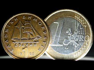 Drachme - Euro