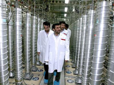 Irans Atomprogramm
