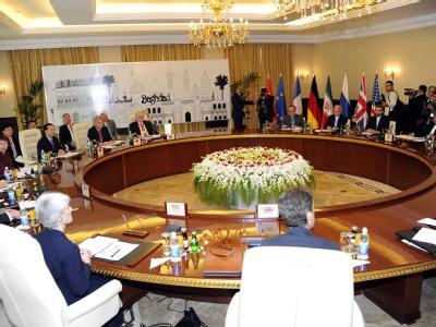 Konferenz in Bagdad