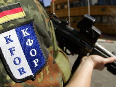 Kosovo-Einsatz der Bundeswehr