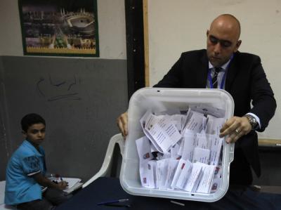 Präsidenten-Wahl in Ägypten