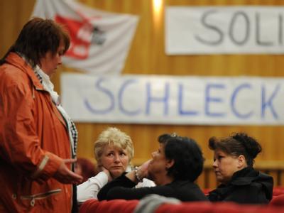 Schlecker Betriebsrätekonferenz