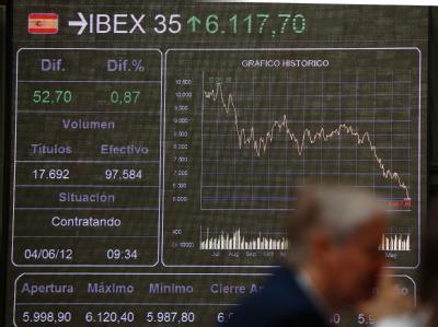Spanien räumte erstmals offiziell massive Schwierigkeiten bei der Geldbeschaffung ein. Foto: Juan Carlos Hidalgo