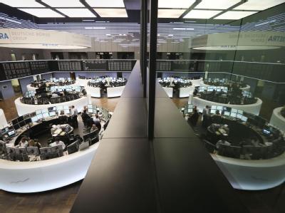 Handelssaal in Frankfurt
