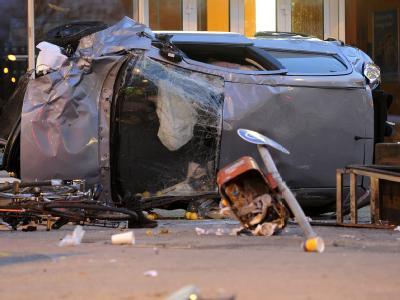 Bei dem Unfall in Hamburg-Eppendorf kamen 2011 vier Menschen ums Leben, drei weitere wurden verletzt. Foto: Fabian Bimmer