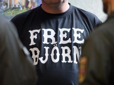 'Free Bj�rn'