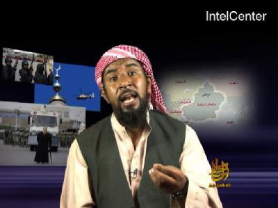 Der Screenshot des amerikanischen Intel-Center zeigt Abu Jahja al-Libi. Foto: Intel-Center