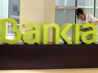 Die spanischen Banken brauchen dringend frisches Kapital. Allein die Krisenbank Bankia will vom Staat für seine Sanierung insgesamt mehr als 23 Milliarden Euro. Foto: Kai Forsterlin