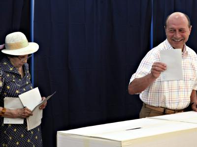 Kommunalwahl in Rumänien