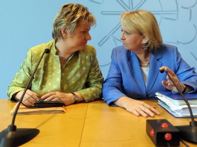Koalitionsvertrag in Nordrhein-Westfalen
