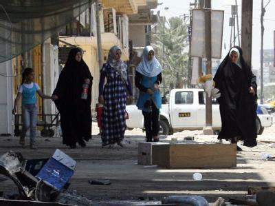 In Bagdad