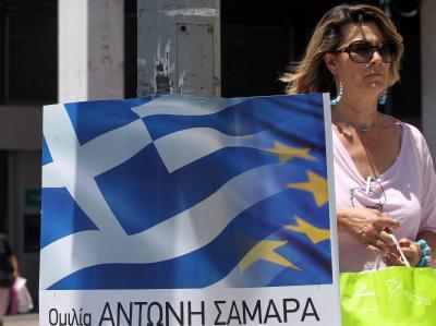 Griechenland benötigt dringend eine stabile Regierung. Foto: Orestis Panagiotou