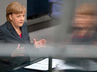 Regierungserkl�rung zum G20 Gipfel