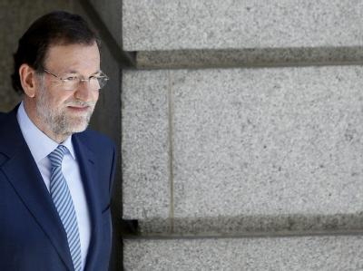 Der spanische Premier Rajoy erwägt offenbar, die von der EU-Kommission empfohlene Erhöhung der Mehrwertsteuer durchzusetzen. Foto: Javier Lizon/Archiv