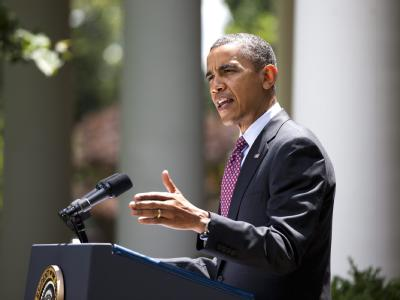 Die Republikaner wollten nicht mitziehen, jetzt handelt Obama ohne sie: Er ordnet eine Lockerung der Einwanderungspolitik an. Foto: Jim Lo Scalzo