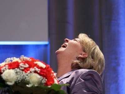 SPD-Sonderparteitag in NRW
