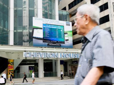 Börse in Singapur