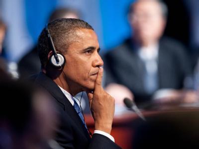US-Präsident Barack Obama in Los Cabos