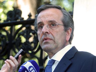 Wer Geld im Ausland hat, soll eine letzte Chance bekommen, sein Geld legal zurückzubringen, sagte Griechenlands Ministerpräsident Antonis Samaras. Foto: Simela Pantzartzi