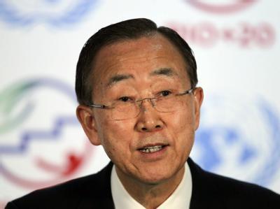 UN-Generalsekret�r