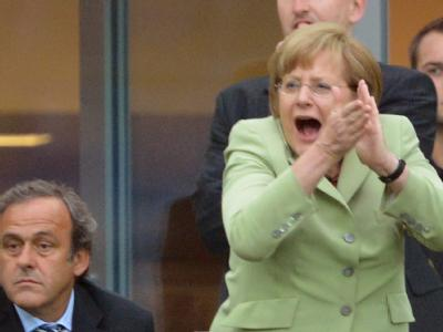 Merkel in Danzig