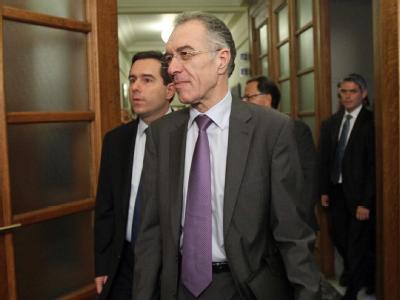 Wird sein sein Amt aus gesundheitlichen Gründen nicht antreten: Vassilis Rapanos. Foto: Orestis Panagiotou/Archiv