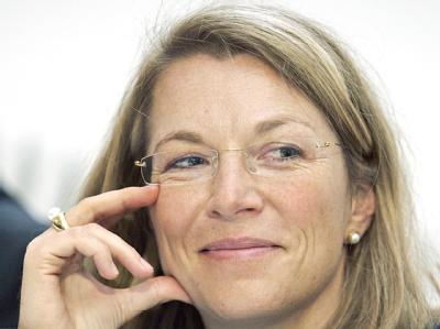 Christine Bortenlänger, Geschäftsführerin der Börse München und Buchautorin. Foto: Andreas Gebert
