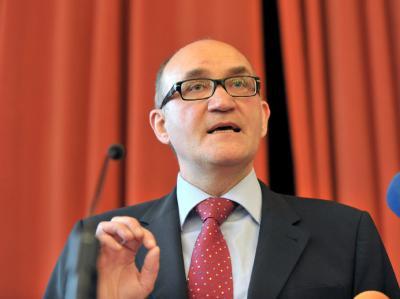 Der Thüringer Verfassungsschutz-Präsident Thomas Sippel gibt sein Amt auf. Foto: Martin Schutt/Archiv