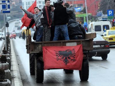 Die frühere serbische Provinz Kosovo, die heute fast nur noch von Albanern bewohnt ist, soll künftig ohne Einschränkungen unabhängig sein. Fogto: Kusthrim Ternava/Archiv