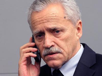 Verfassungsschutzpräsident Fromm
