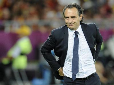 Cesare Prandelli bleibt der italienischen Nationalmannschaft als Trainer erhalten. Foto: Maurizio Brambatti