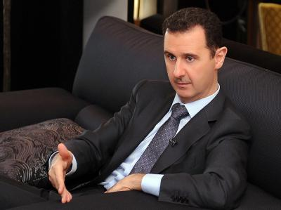 Die syrische Opposition bietet weiter ein Bild tiefer Zerrissenheit. Einig ist man sich, dass Präsident Baschar al Assad weg muss. Foto: SANA