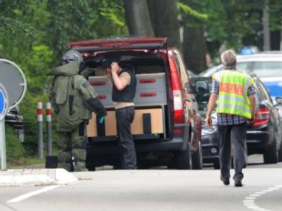 Bei der Geiselnahme in Karlsruhe hat es mehrere Tote gegeben. Uli Deck