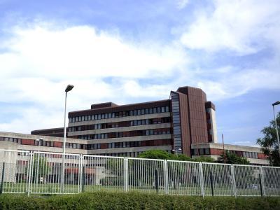Die Zentrale des Bundesamts für Verfassungsschutz (BfV) in Köln. Foto: Marius Becker