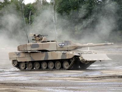 Kampfpanzer Leopard 2A7+