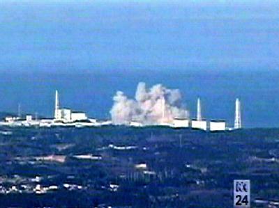 Explosion im Atomkraftwerk Fukushima im März 2011. Ein aktueller Bericht belegt ein «schwerwiegendes Desaster von Menschenhand» als Ursache für die Katastrophe. Foto: ABC / Archiv
