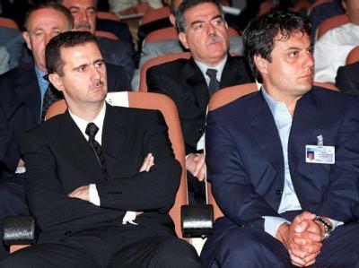 Assad und Tlass