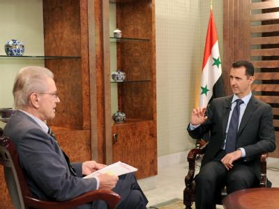 Assad-Interview