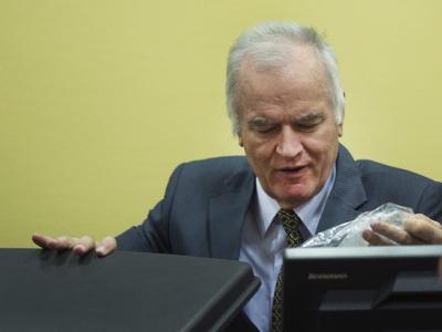 Dem 70-jährigen Ratko Mladic werden die schwersten Kriegsverbrechen in Europa seit 1945 zur Last gelegt. Foto: Toussaint Kluiters