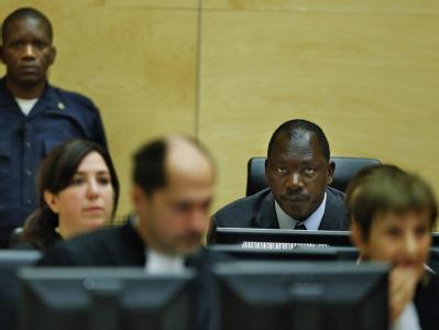 Prozess gegen Thomas Lubanga Dyilo