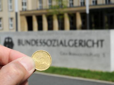 Bundessozialgericht entscheidet wegen 20 Cent