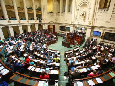 Jahrzehntelang vergiftete der Sprachenstreit an der Peripherie Brüssels das politische Klima in Belgien. Nun soll damit Schluss sein. Mit einer Reform hoffen beide Seiten den Stein des Anstoßes zu beseitigen. Foto: Julien Warnand